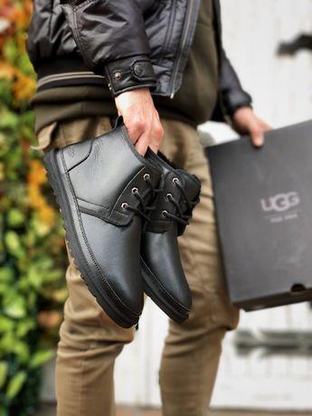 ОРИГИНАЛ Ugg Neumel Black | Зимние ботинки | Угги