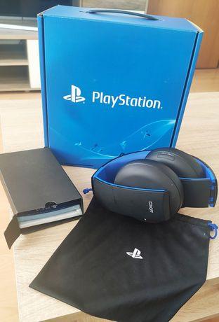 Słuchawki bezprzewodowe PS4