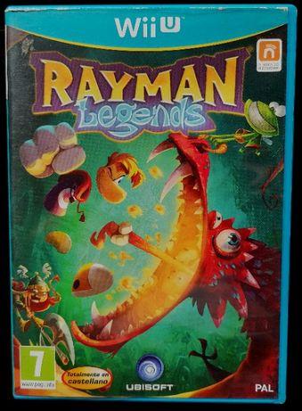 Rayman® Legends Wii U (COMO NOVO)