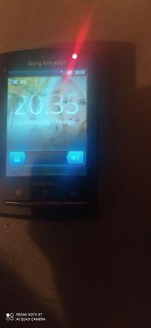 Sony Ericsson Xperia z wysuwaną klawiatura qwerty