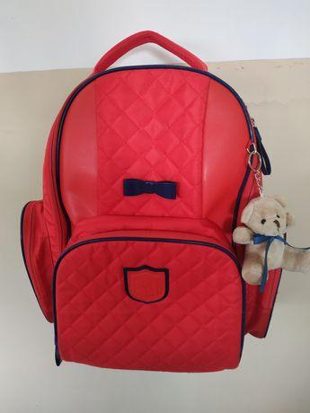 Рюкзак портфель  Zibi  школьный большой 2-8 класс