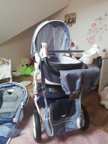 wózek Barletta Adamex