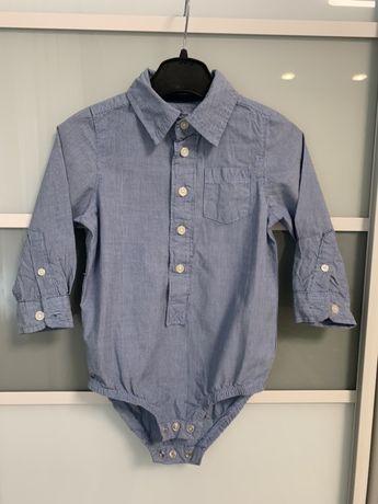 Рубашка, боди Oshkosh, next, hm