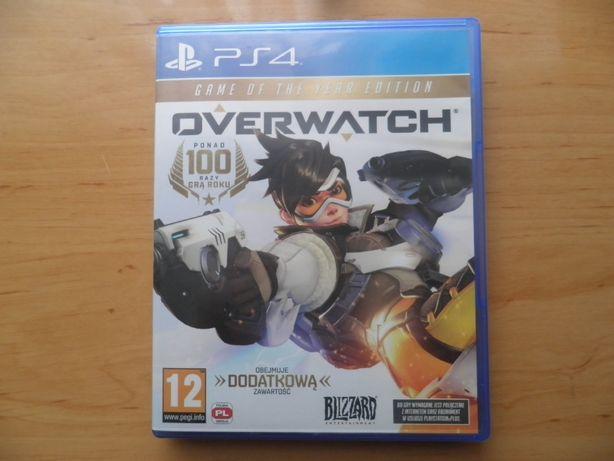 Gra na PS 4 Overwatch