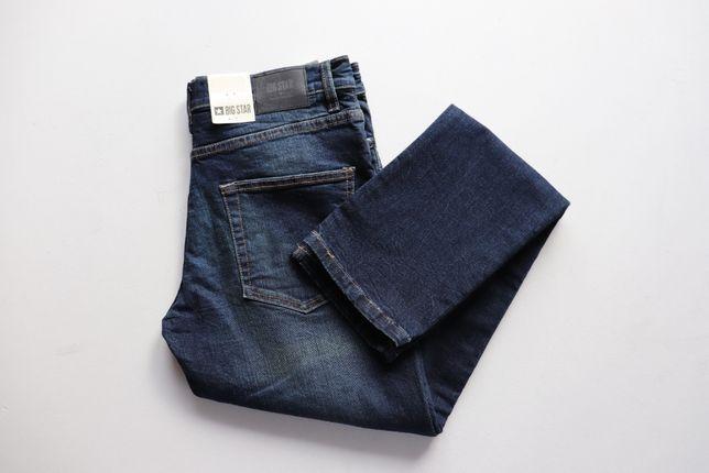 Spodnie męskie jeansy Big Star Rodrigo 638 W31 L34. Nowe z metkami