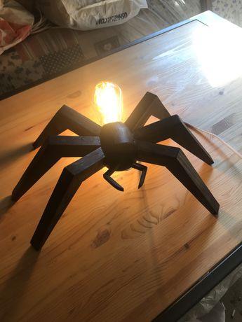 Спайдер-лампа настольный в едином экземпляре