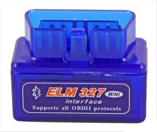 Автосканер Super Mini Bluetooth адаптер для диагностики ELM327 OBD-II