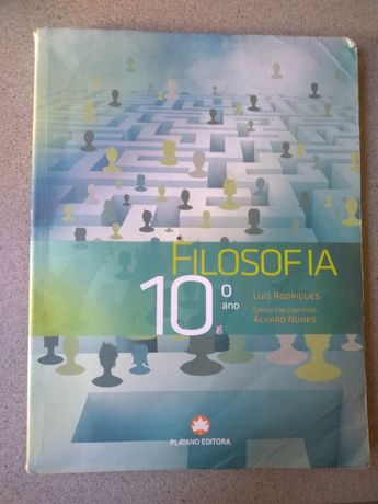 Livro FILOSOFIA 10° ano