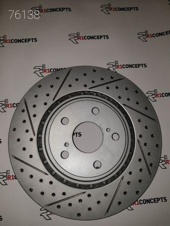 Тормозные диски R1concepts Lexus RX