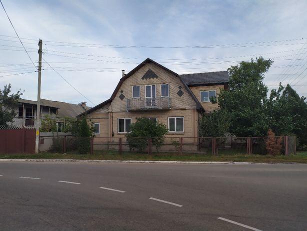 Продам будинок + времянка в центрі села Геронимівка