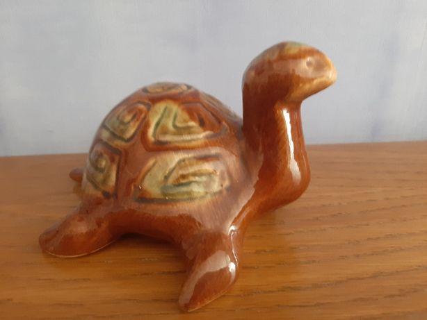Керамічна декоративна черепаха.