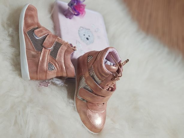 Sneakersy adidasy dziewczece rozm 32, 33 ,34