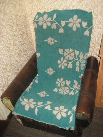 Накидка на кресло из СССР