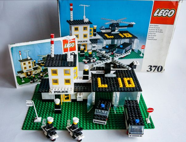 Lego Vintage Set 370
