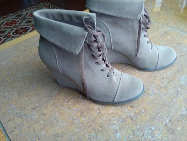 Черевики ботинки полусапожки