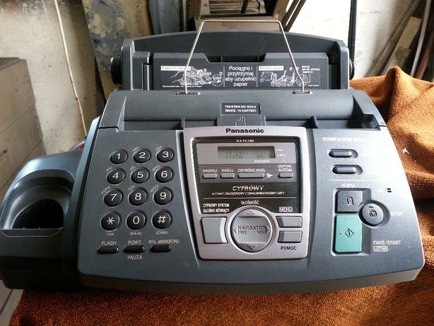 Fax Panasonic KX-FC195
