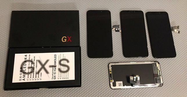 AMOLED GX iPhone X дисплей экран айфон 10 стекло модуль новый C0N