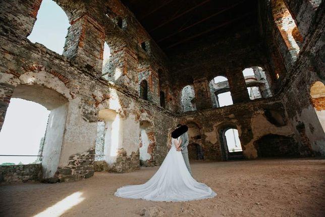 Suknia ślubna biała Gala Biako (36 38)