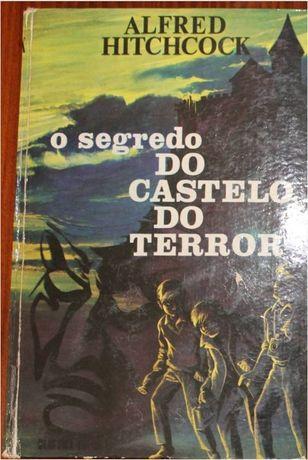 Livro Mistério Alfred Hitchock