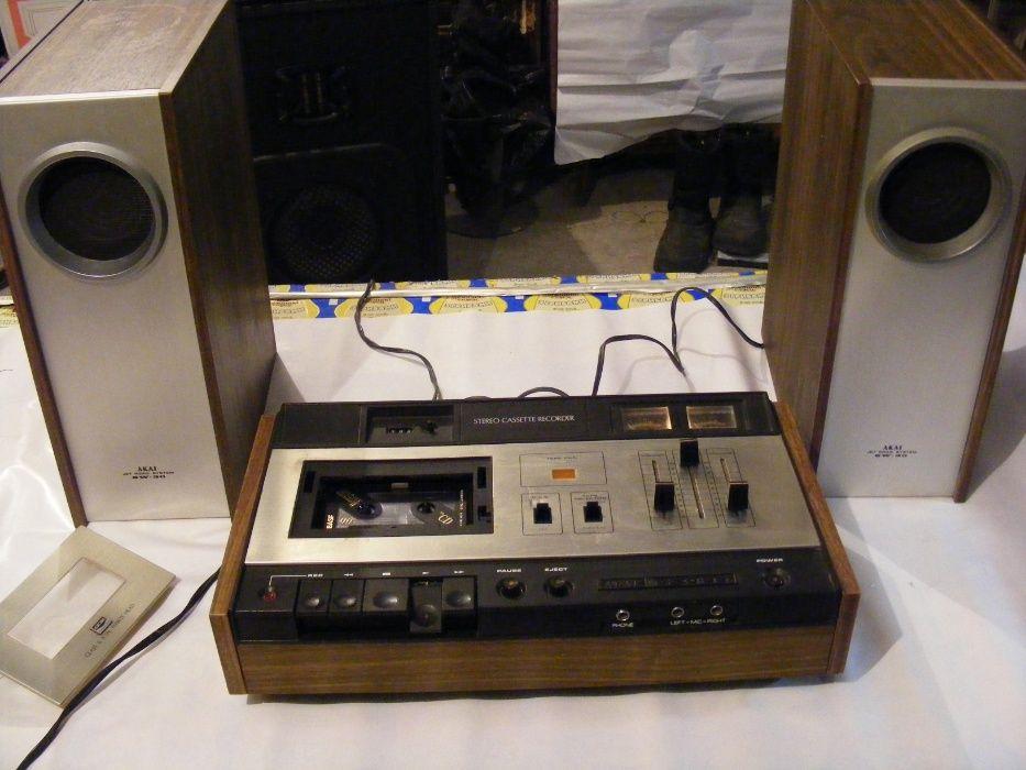 Касетный магнитофон AKAI Канев - изображение 1