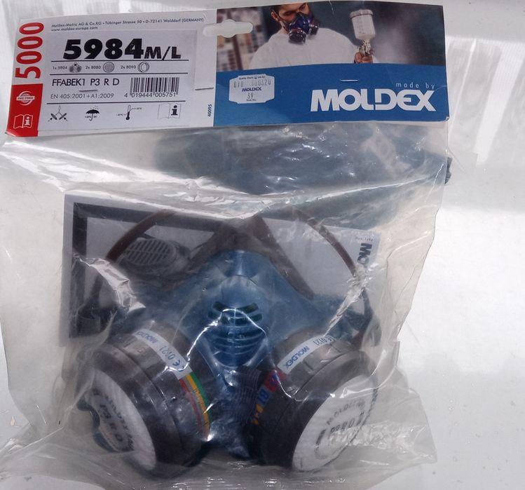 Półmaska oddechowa Moldex 5000.5984 Dębie - image 1