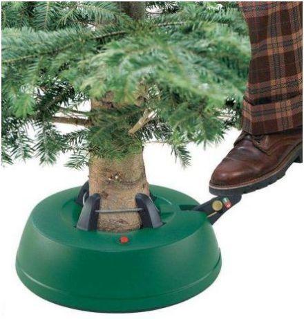 Stojak choinkowy samozaciskowy z blokadą drzewka Niemiecki