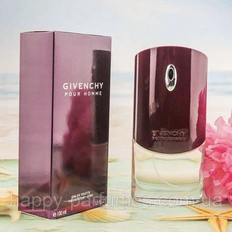 Духи Givenchy Pour Homme EDT 100 ml (Живанши Пур Хом Хоум ) 1+1=4