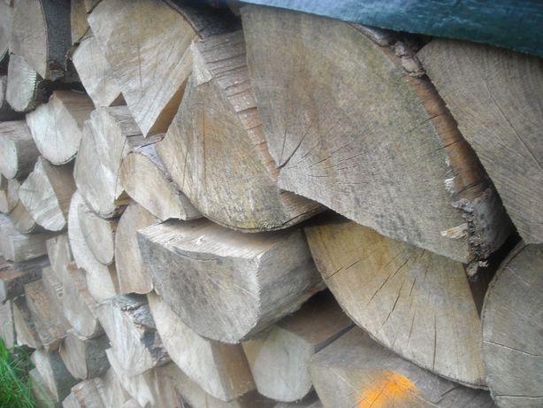 Buk Drewno Kominkowe Opałowe Sezonowane Suche
