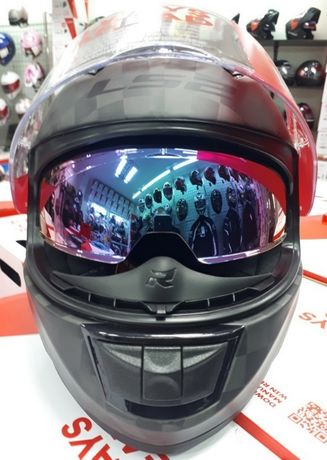 Мотошлем LS2 FF397 VECTOR, шлем: ls2.com.ua