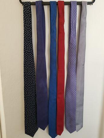 Krawaty m. in  f&f, Roberto Gabbani