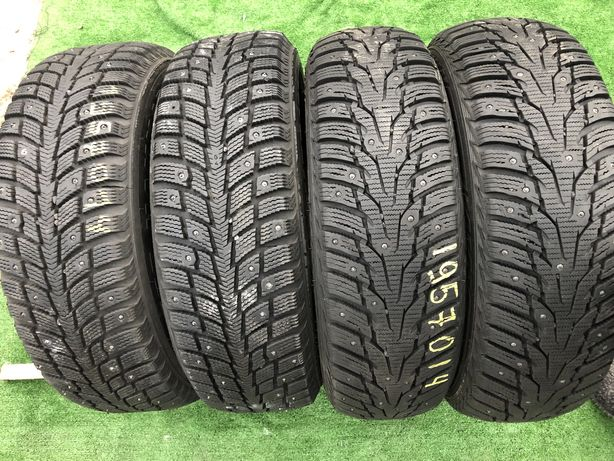 Зимові шини 195/70 r14 Nexen 2шт і Nokian 2шт.