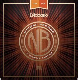 DADDARIO NB1047 struny do gitary akustycznej