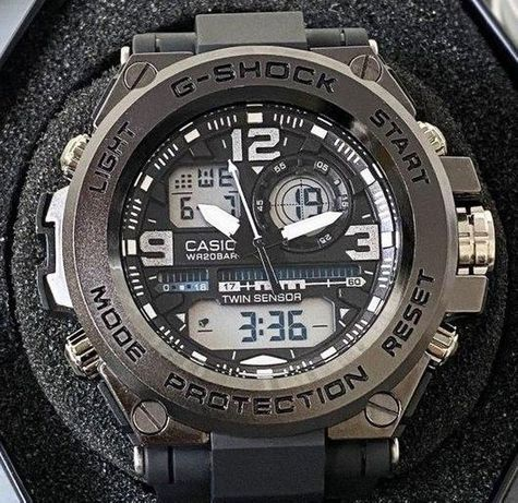 Часы Casio G-Shock ДжиШок! GLG-1000 All Black!
