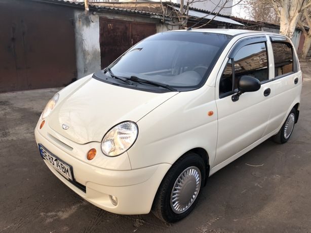 Daewoo Matiz 2011 год ,газ-бензин