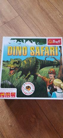 gra Dino Safarii na długie kwarantanny domowe