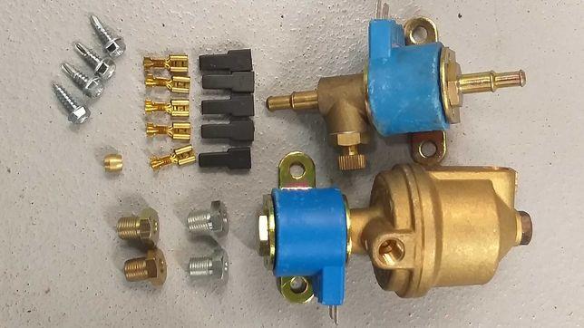 elektrozawór filtr przełącznik centralka LOVATO