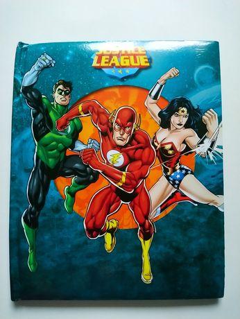 Книга Justice Leagues на англійській мові