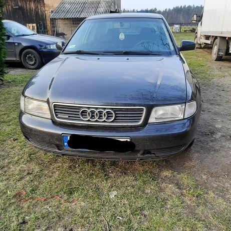 Audi a4 benzyna + gaz