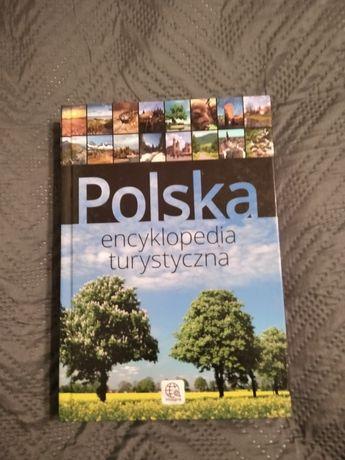 Książka album encyklopedia turystyczna Polski
