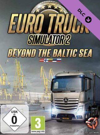 DLC do Euro Truck Simulator 2 (KLUCZE)