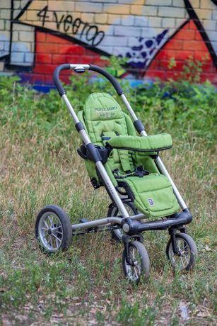 коляска Mutsy 4rider, первый хозяин