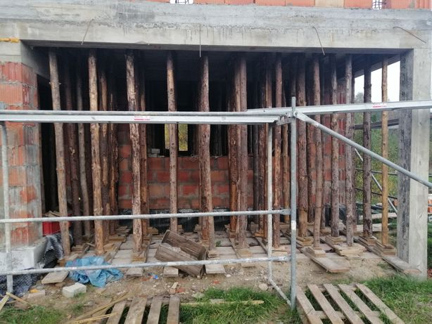 Stęple budowlane