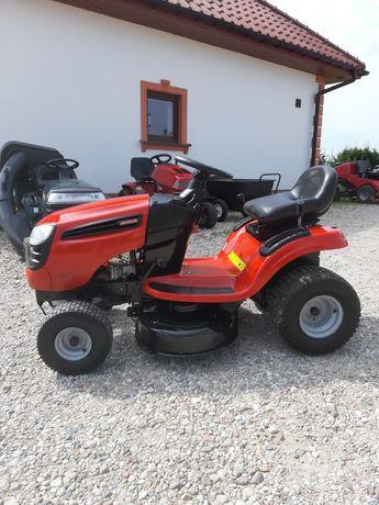 Traktorek kosiarka Husqvarna-Jonsered 15,5 Hp B&S z pompą oleju