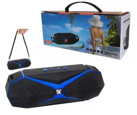 Przenośny Głośnik Bluetooth Radio FM TF SD Boombox *** Wejherowo