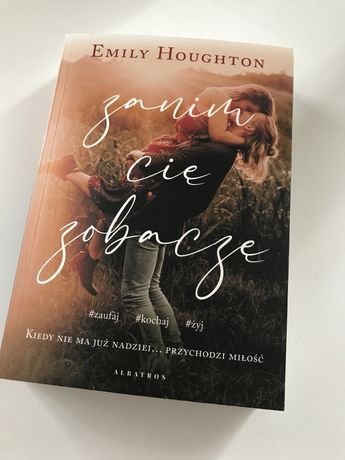 Książka  Zanim Cię Zobaczę - Emily Houghton