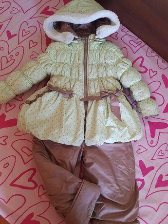 Зимний комбинезон, комбинезон, куртка, пуховичек, детский пуховик