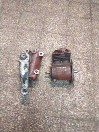 Sprężarka samochodowa i inne