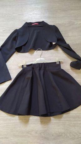 школьный костюм на девочку  134