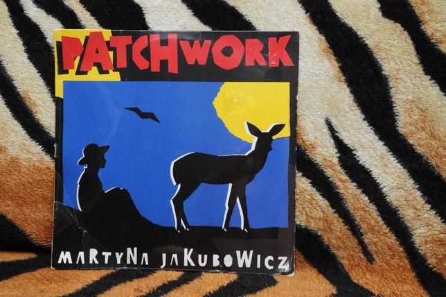 Płyta winylowa Martyna Jakubowicz - Patchwork
