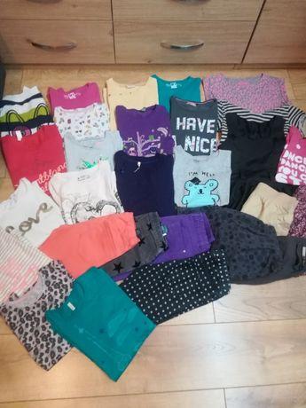 zestaw ubrań dla dziewczynki rozmiar 146